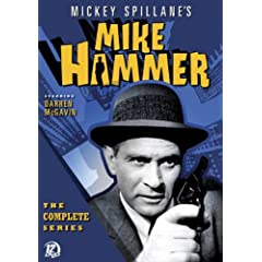 Mickey Spillanes Mike Hammer-Complete Series