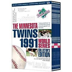 Minnesota Twins: 1991 World Series