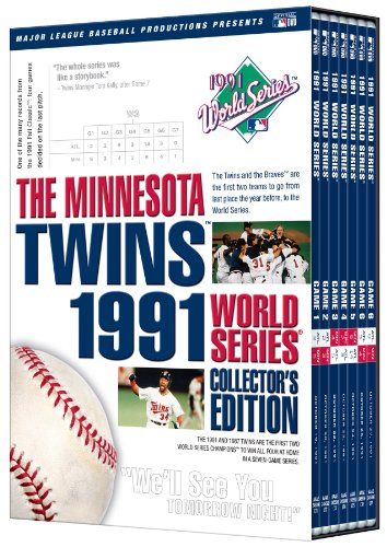 Minnesota Twins: 1991 World Series