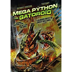 Mega Python vs. Gatoroid