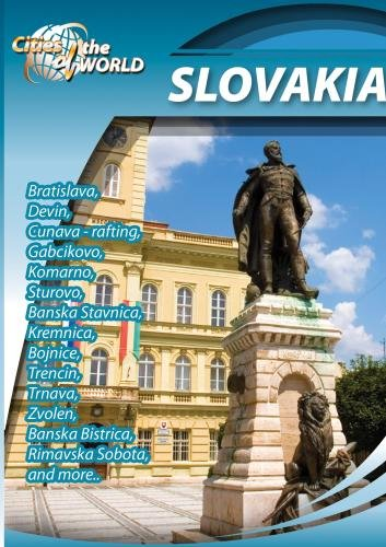 Cities of the world Slovakia