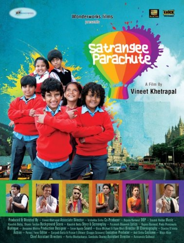 Satrangee Parachute (New Hindi Film / Bollywood Movie / Indian Cinema DVD)