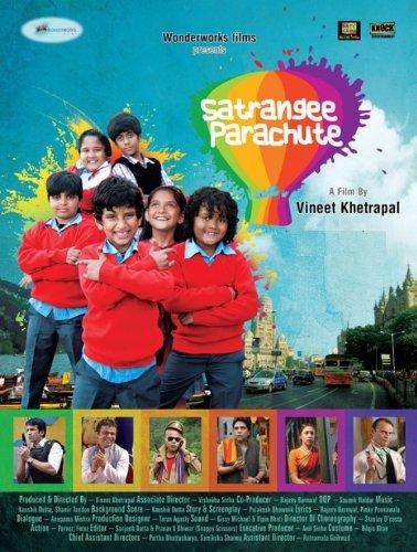 Satrangee Parachute (New Hindi Film / Bollywood Movie / Indian Cinema DVD)