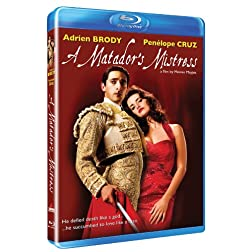 A Matador's Mistress [Blu-ray]