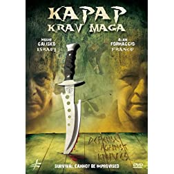 Kapap Krav Maga: Defense Vs Knife