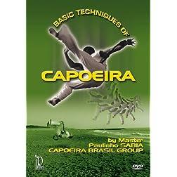 Master Paulinho Sabia, Master Paulinho Sabia - Basic Techniques Of Capoeira