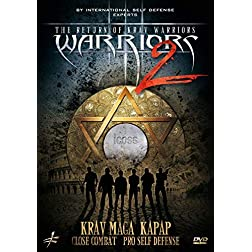 Warriors 2: The Return Of Krav Warriors Krav Maga/kapap/close Combat/self Defense Pro