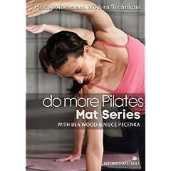 do more Pilates MAT SERIES