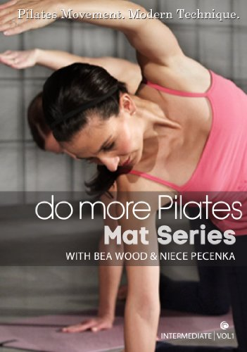 do more Pilates MAT SERIES
