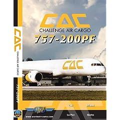 Challenge Air Boeing 757-200PF