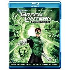 Green Lantern: Emerald Knights (Blu-ray/DVD Combo + Digital Copy)
