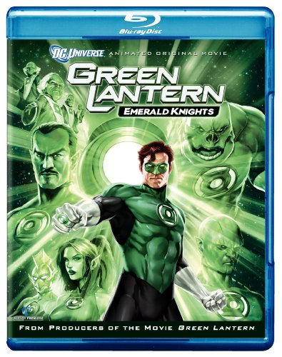 Green Lantern: Emerald Knights (Blu-ray/DVD Combo + Digital Copy)