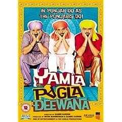 Yamla Pagla Deewana Bollywood DVD With English Subtitles