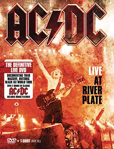 Live At River Plate (DVD/X-Large T-Shirt Bundle)