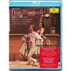Don Pasquale [Blu-ray]