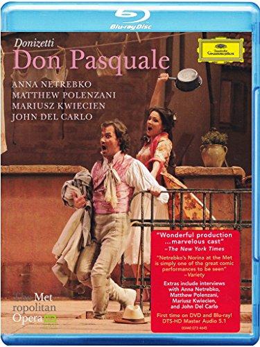 Donizett: Don Pasquale [Blu-ray]