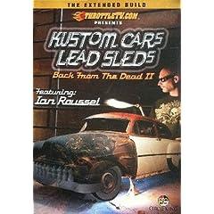 Kustom Cars Lead Sleds: Back From Dead II V.2