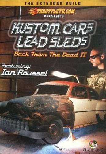 Kustom Cars Lead Sleds: Back From Dead II V.2