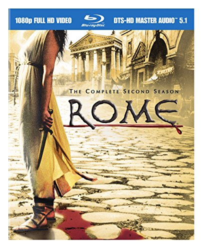 Rome: The Complete Second Season [Blu-ray]