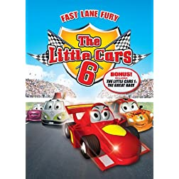 Little Cars 6: Fast Lane Fury