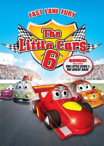 Little Cars 6: Fast Lane Fury