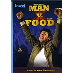 Man V Food: Season 3