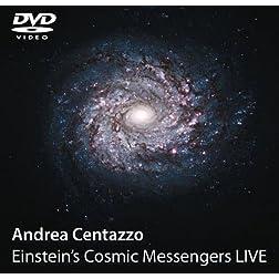 Andrea Centazzo - Einstein's Cosmic Messengers Live