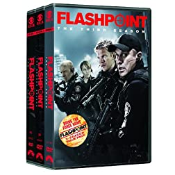 Flashpoint: Three Season Pack