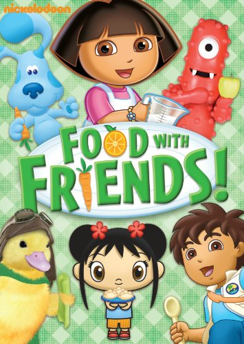 Nickelodeon Favorites: Food With Friends