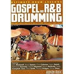 Ultimate Drum Lessons: Gospel R&B
