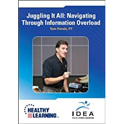 Juggling It All: Navigating Through Information Overload
