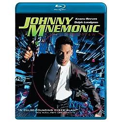 Johnny Mnemonic [Blu-ray]