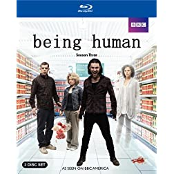 Being Human: Season Three [Blu-ray]