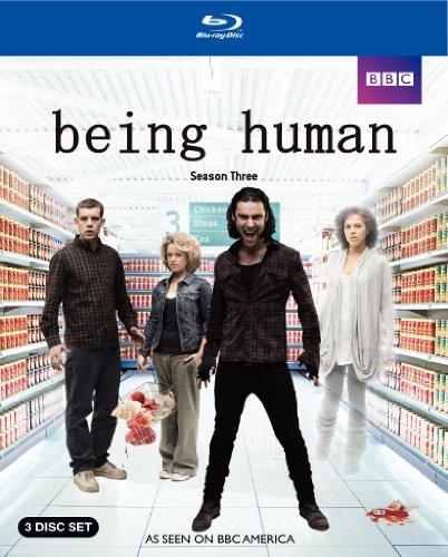 Being Human: Season Three [Blu-ray]