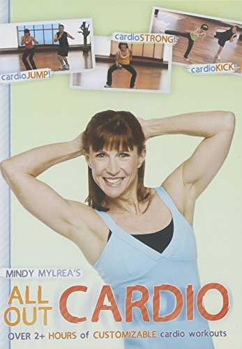 Mindy Mylrea: All Out Cardio Workout