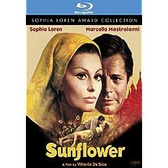 Sunflower (Sophia Loren Award Collection) [Blu-ray]