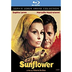 Sunflower (Sophia Loren Award Collection) [Blu-ray]