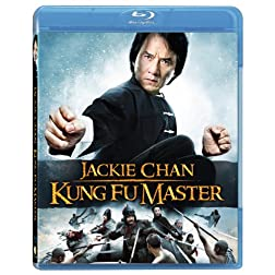 Jackie Chan Kung Fu Master [Blu-Ray]