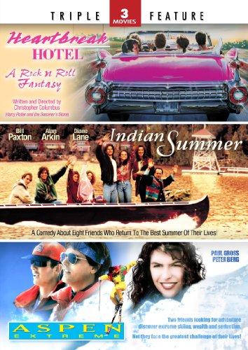 Indian Summer / Heartbreak Hotel / Aspen Extreme - Triple Feature