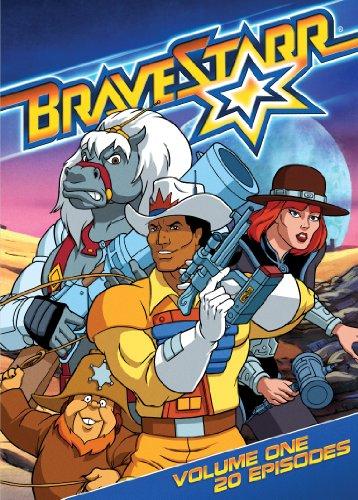 Bravestarr Volume 1