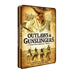 Outlaws and Gunslingers - Collectible Tin