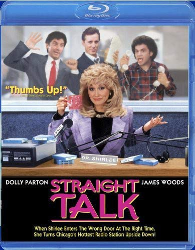 Straight Talk [Blu-ray]