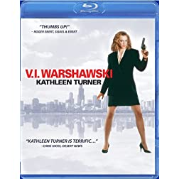 V.I. Warshawski [Blu-ray]