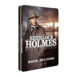 Sherlock Holmes - Greatest Mysteries - Collectible Tin