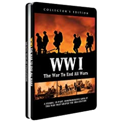 WWI - The War To End All Wars - Collectible Tin