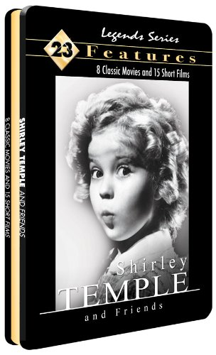 Shirley Temple & Friends - Collectible Tin