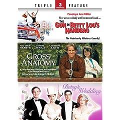The Gun in Betty Lou's Handbag / Gross Anatomy / Betsy's Wedding- Triple Feature