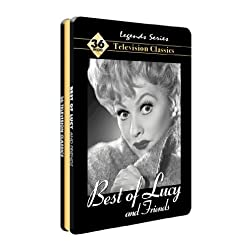 Best of Lucy and Friends - Collectible Tin