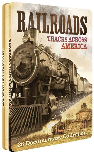 Railroads - Tracks Across America - Collectible Tin
