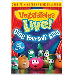 Veggie Tales: Live! Sing Yourself Silly